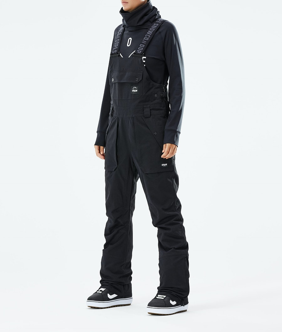 Dope Notorious B.I.B W Snowboardhose Black