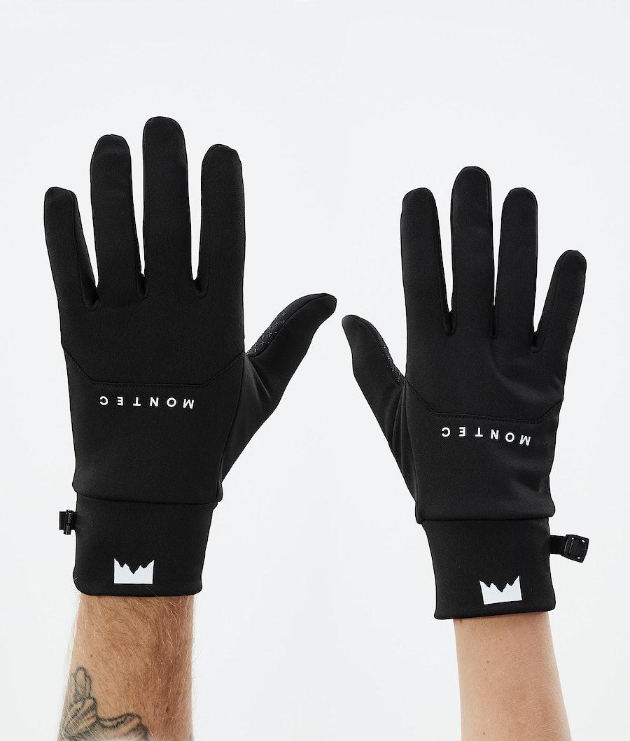 Utility Glove Ski Gloves Black/White