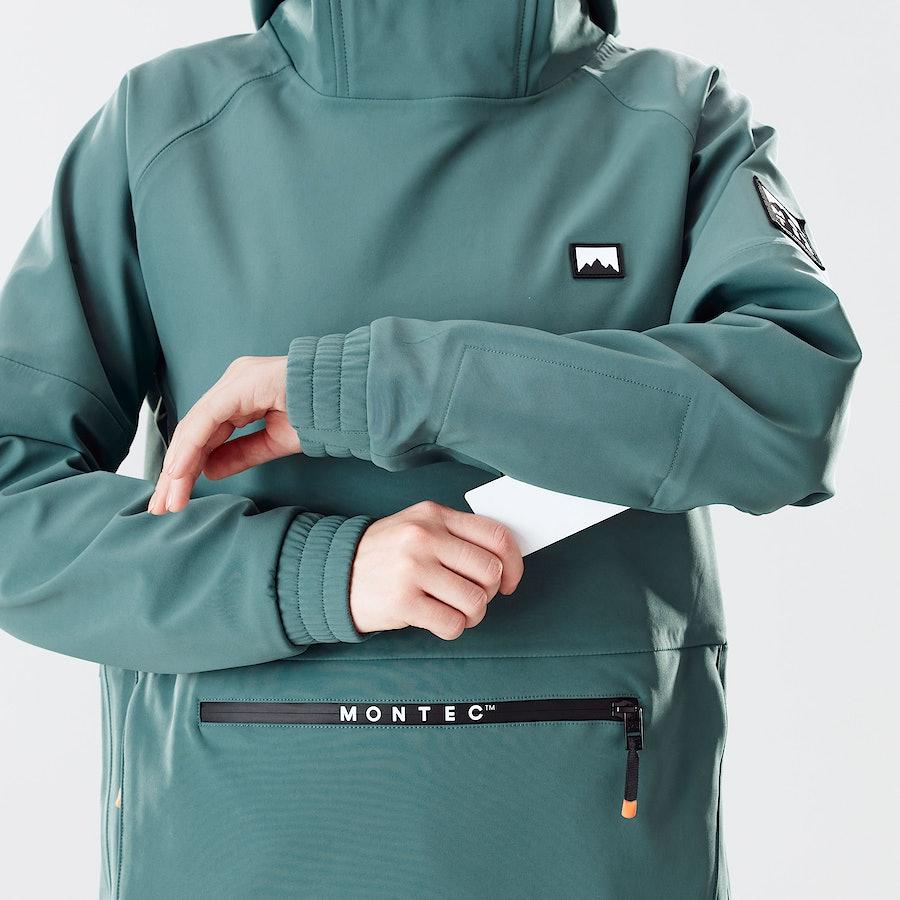 Lift Pass Pocket