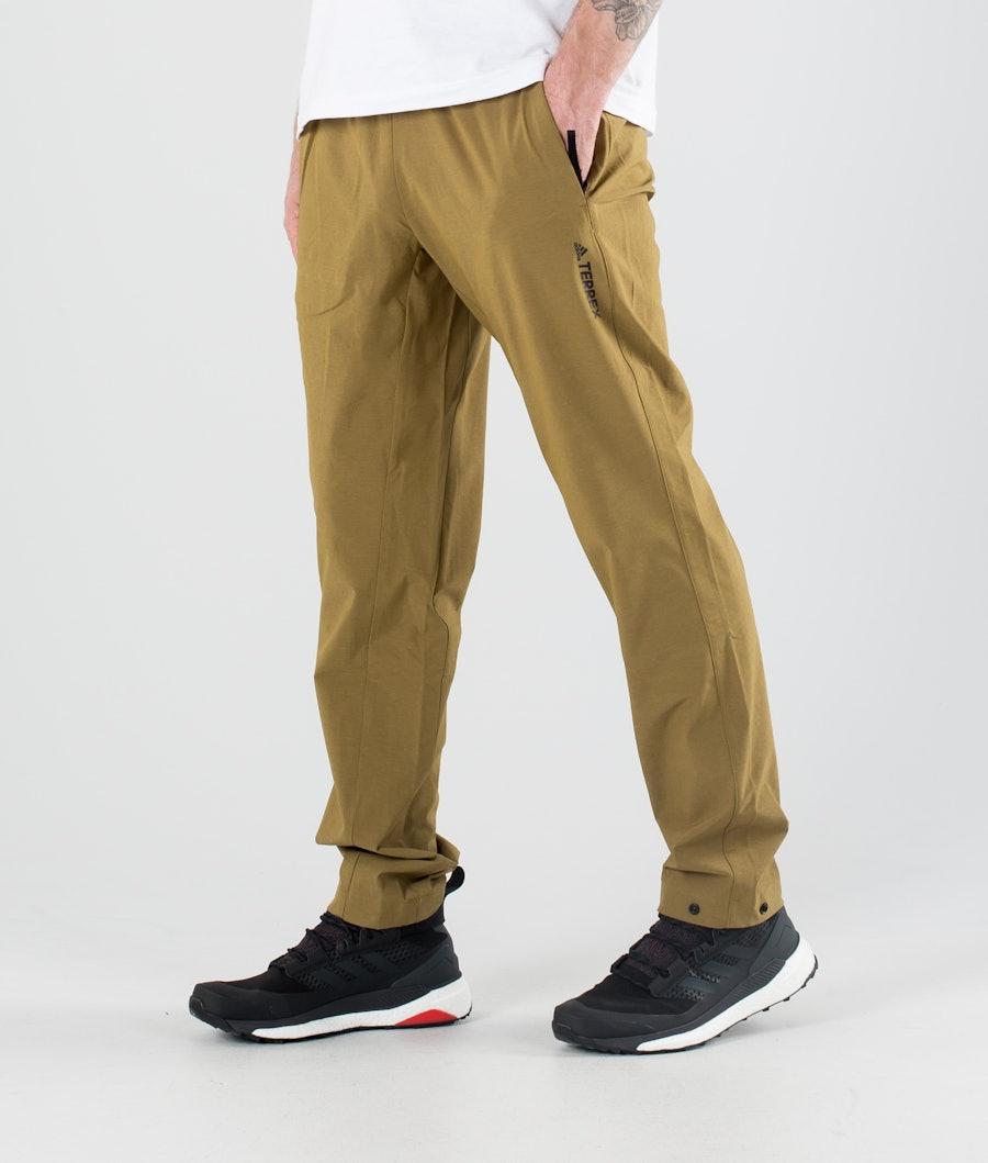 Adidas Terrex Liteflex Pts Outdoor Trousers Wild Moss/Wild Pine