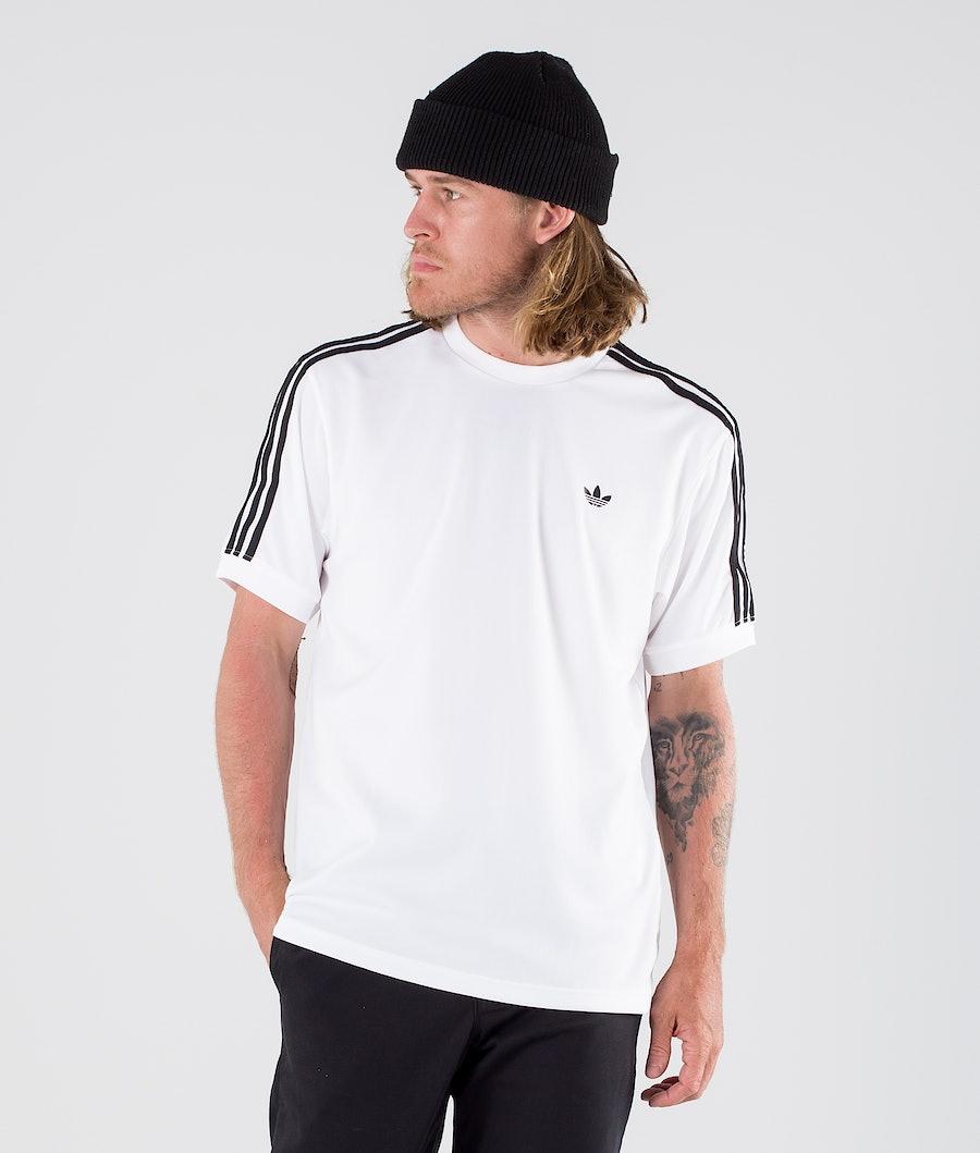 Adidas Skateboarding Aero Club T-shirt White/Black