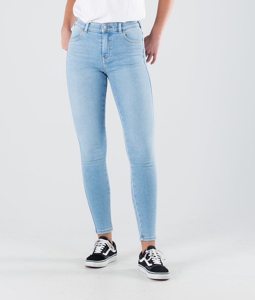 Dr Denim Lexy Pantaloni Icicle Blue