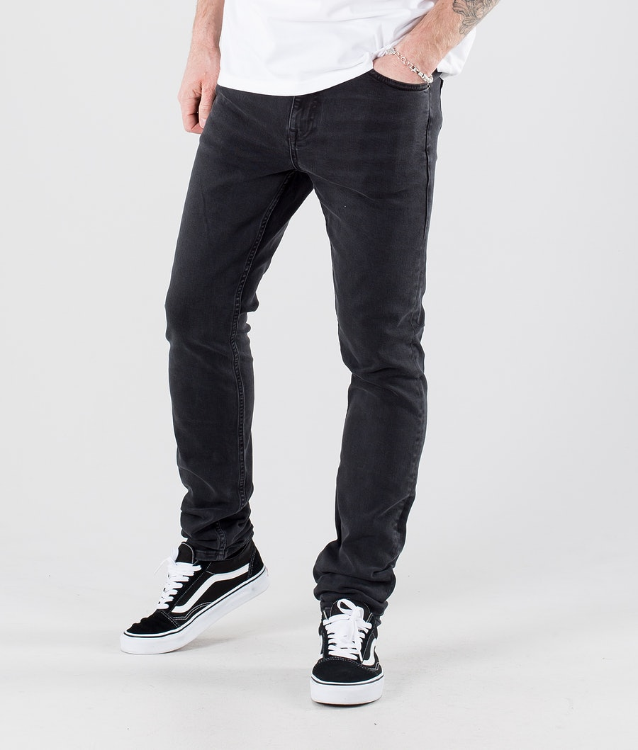 Dr Denim Chase Pants Greyish Black
