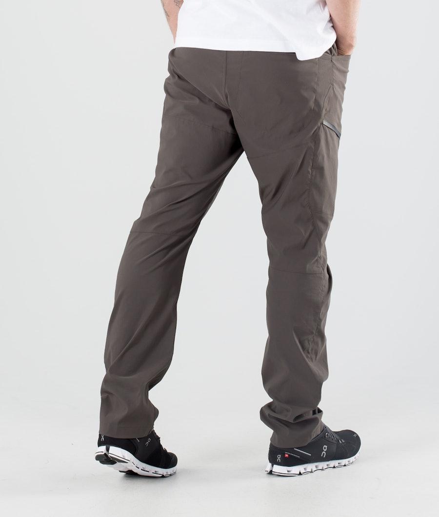 Peak Performance Iconiq Pantaloni Outdoor Black Olive