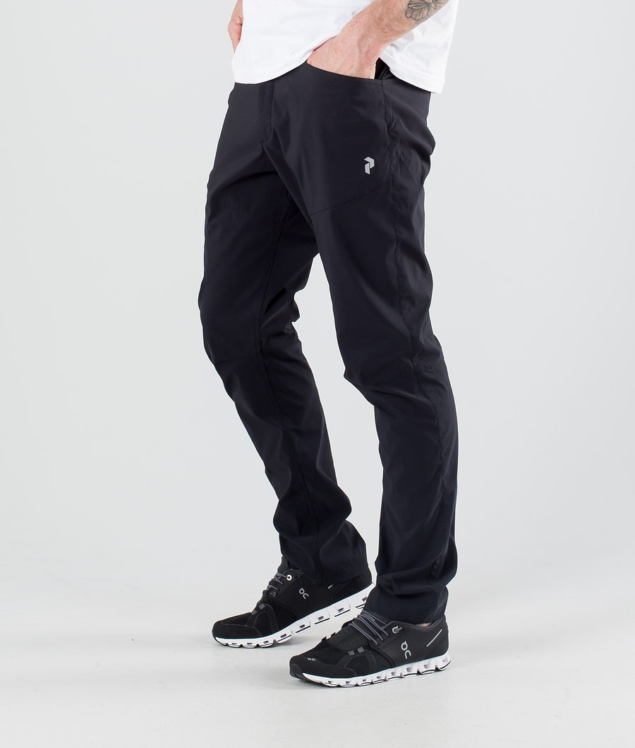 Peak Performance Iconiq Pantaloni Outdoor Black