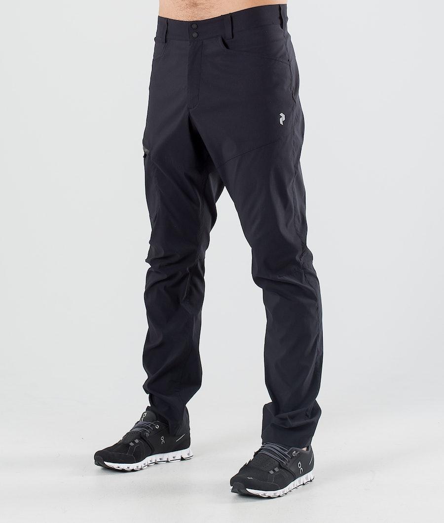 Peak Performance Iconiq Pantaloni Outdoor Black