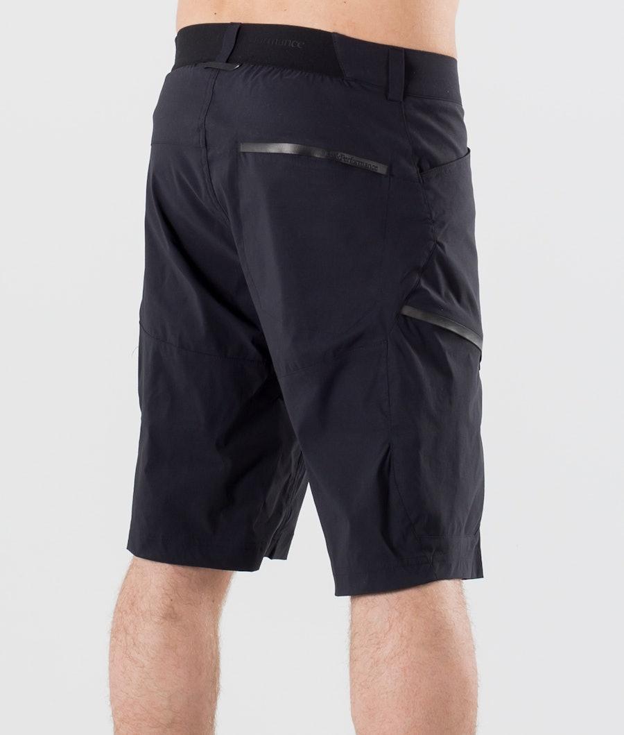 Peak Performance Iconiq Cargo Shorts Outdoor Black