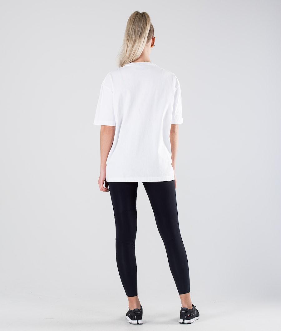Peak Performance Long T-shirt Dam White
