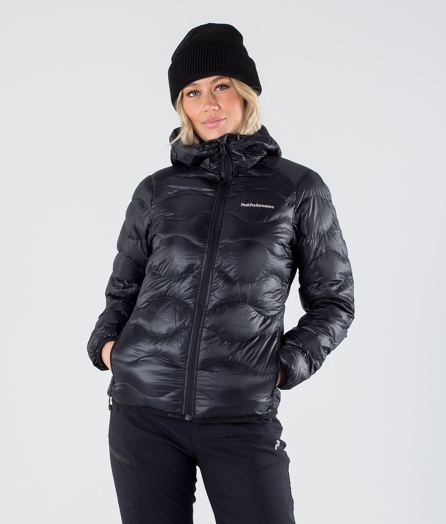 Peak Performance Helium Hood Outdoor Jacket Black