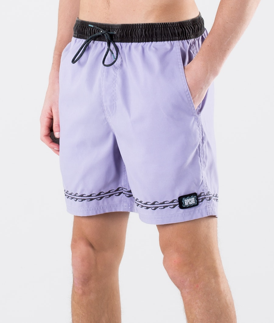 Rip Curl Mind Wave Volley Uimashortsit Lavender