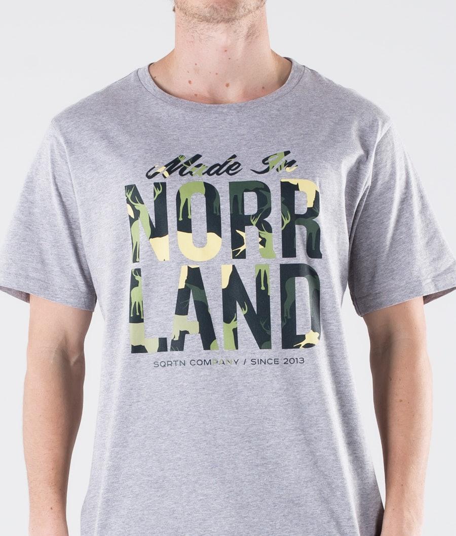 SQRTN Made in T-shirt Heather Grey