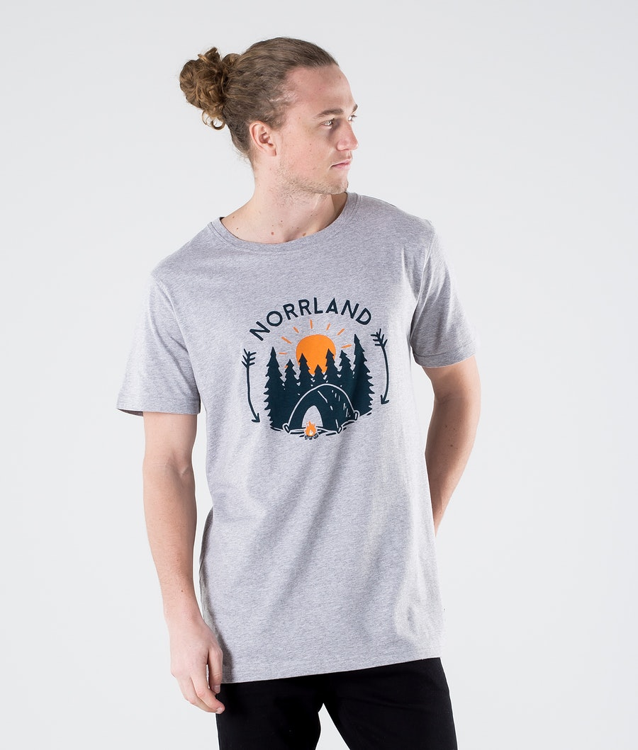 SQRTN Sunrise T-shirt Heather Grey