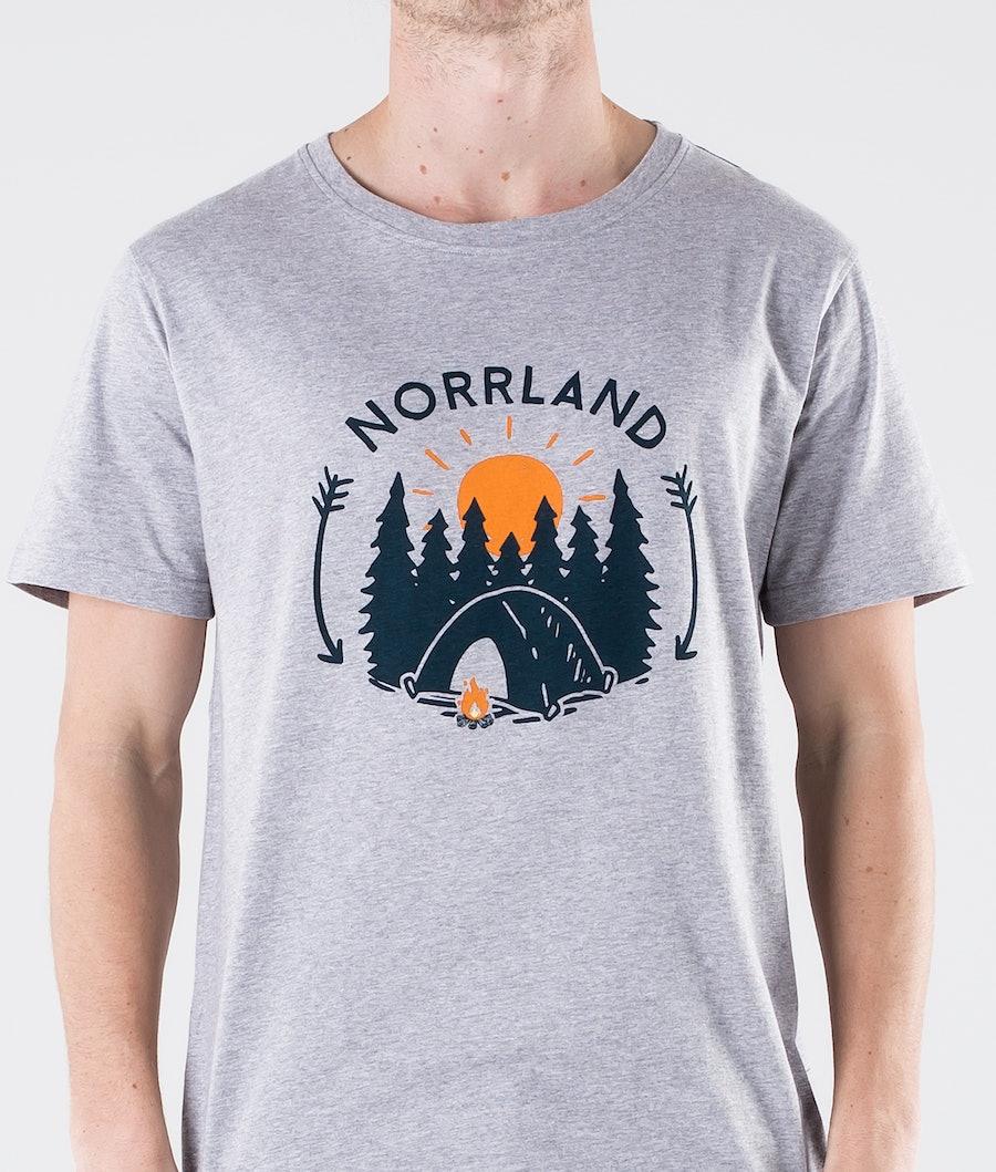 SQRTN Sunrise T-shirt Heather Grey