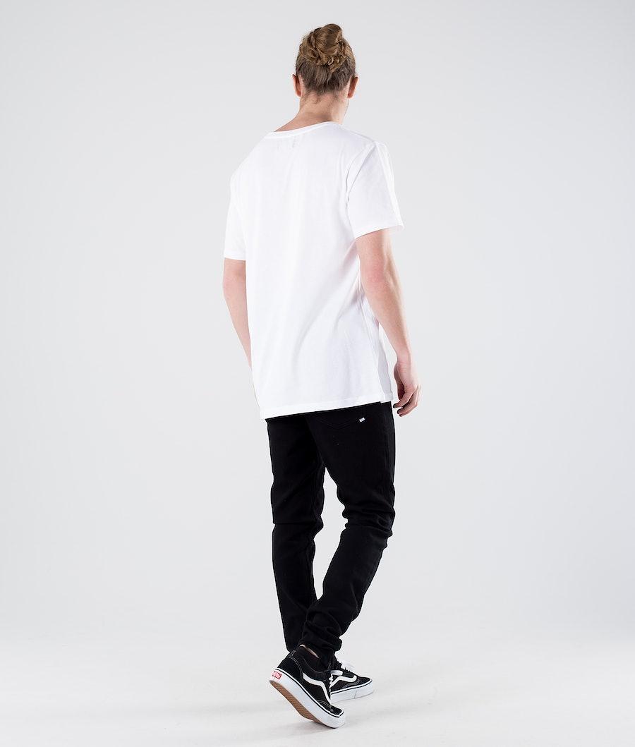 SQRTN Kebnekaise T-shirt White