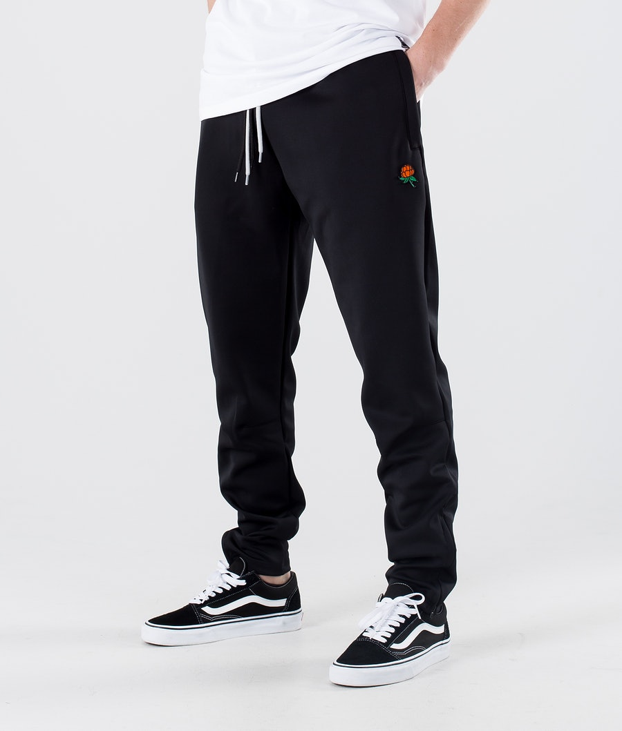SQRTN Cb-Sketch Pants Black