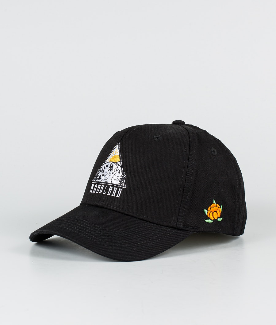 SQRTN Triangle 120 Cap Black
