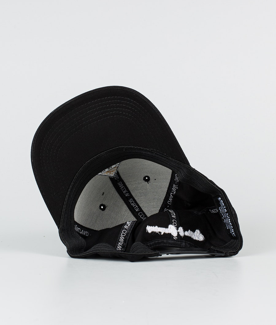 SQRTN Triangle 120 Keps Black