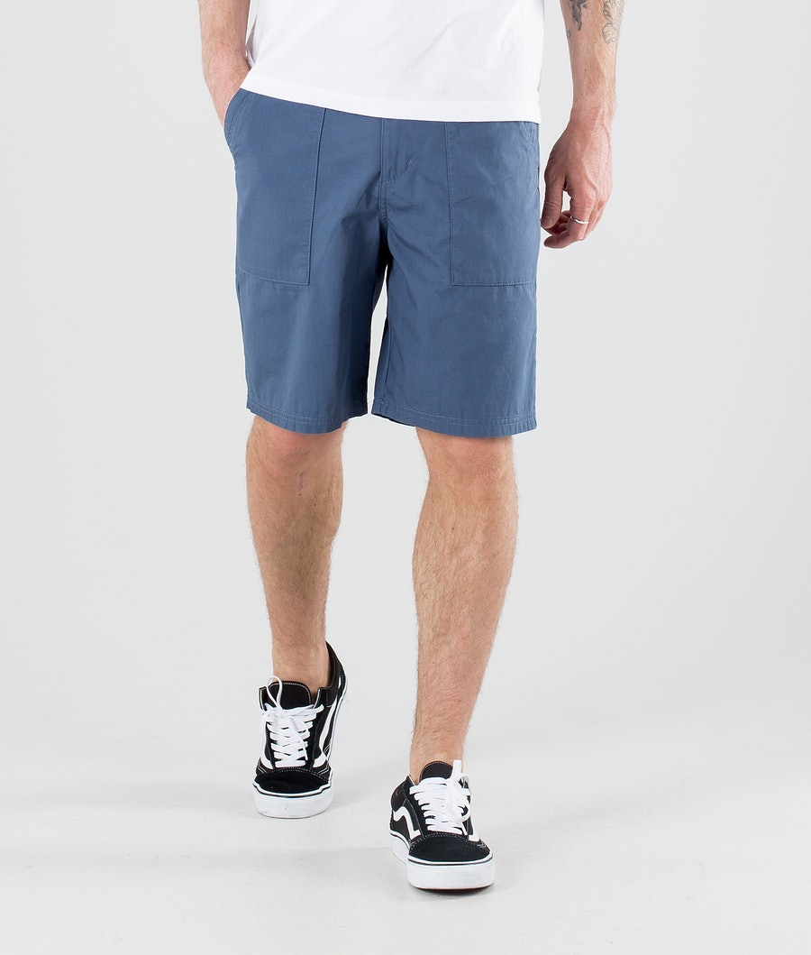 The North Face Ripstop Cotton Outdoor Shorts Vintage Indigo