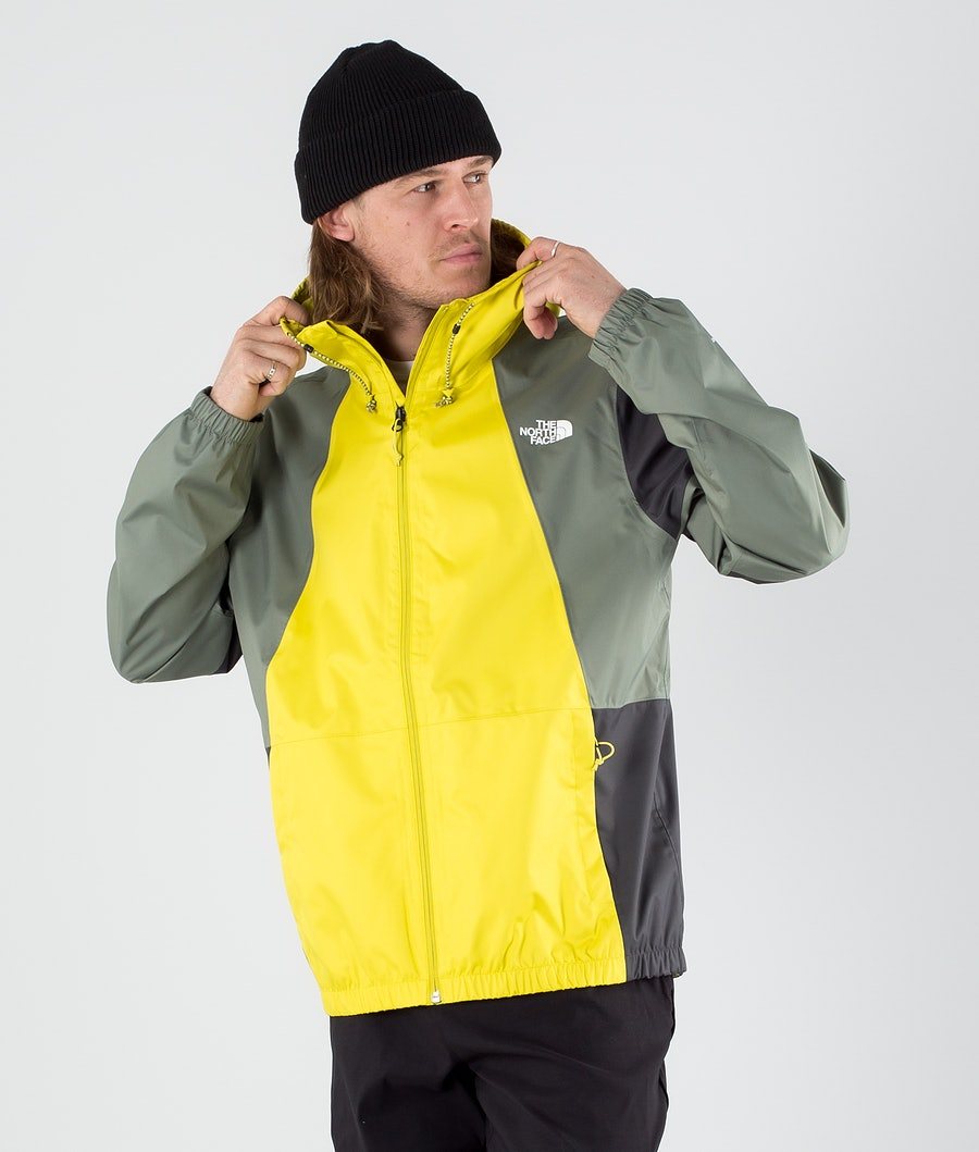The North Face Farside Outdoor Jacket Citronelle Green