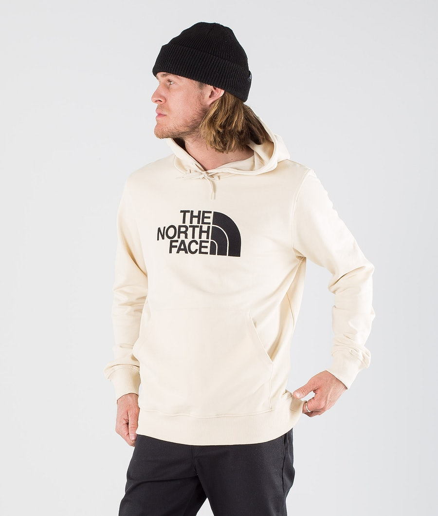 The North Face Light Drew Peak Hoodie Bleached Sand