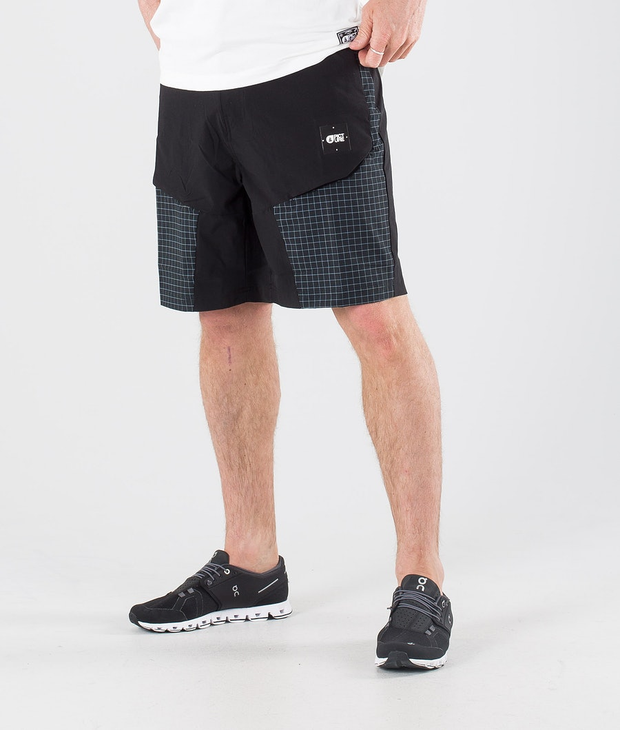 Picture Manni Stretch Shorts Black