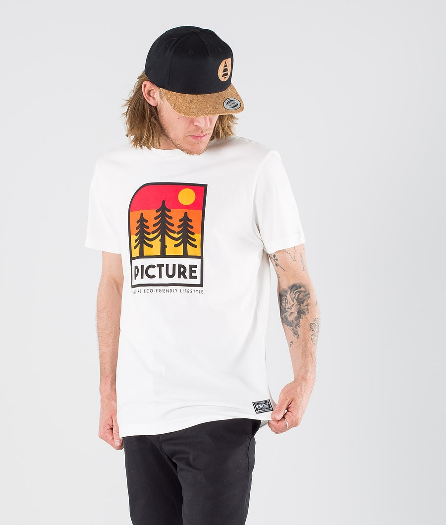 Picture Markau T-shirt White