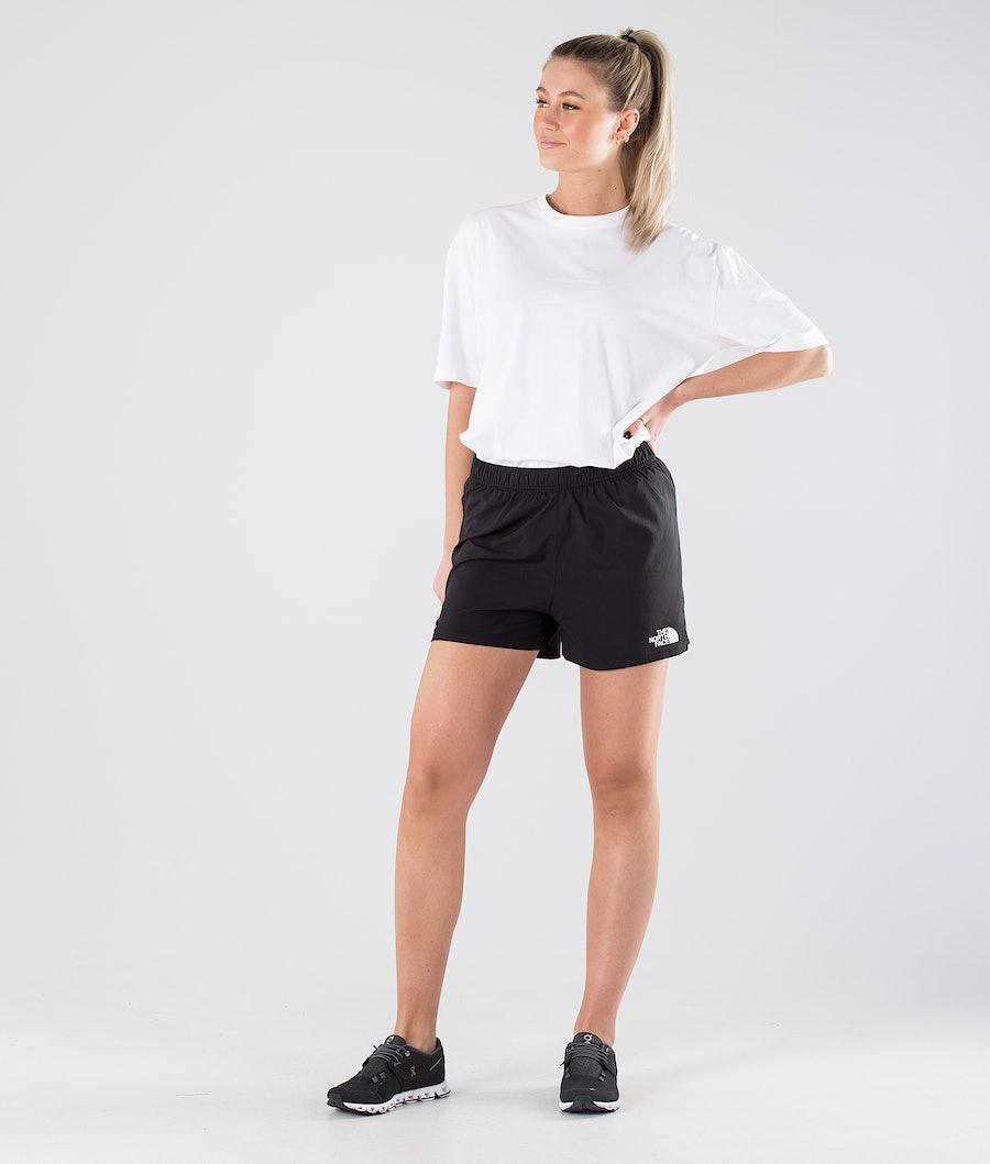 The North Face Movmynt Outdoor Shorts Damen Tnf Black