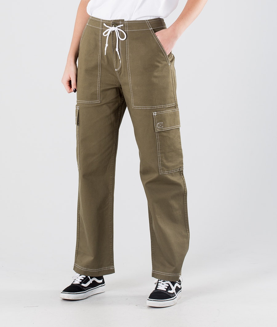 Vans Miko Cargo Pantalon Burnt Olive