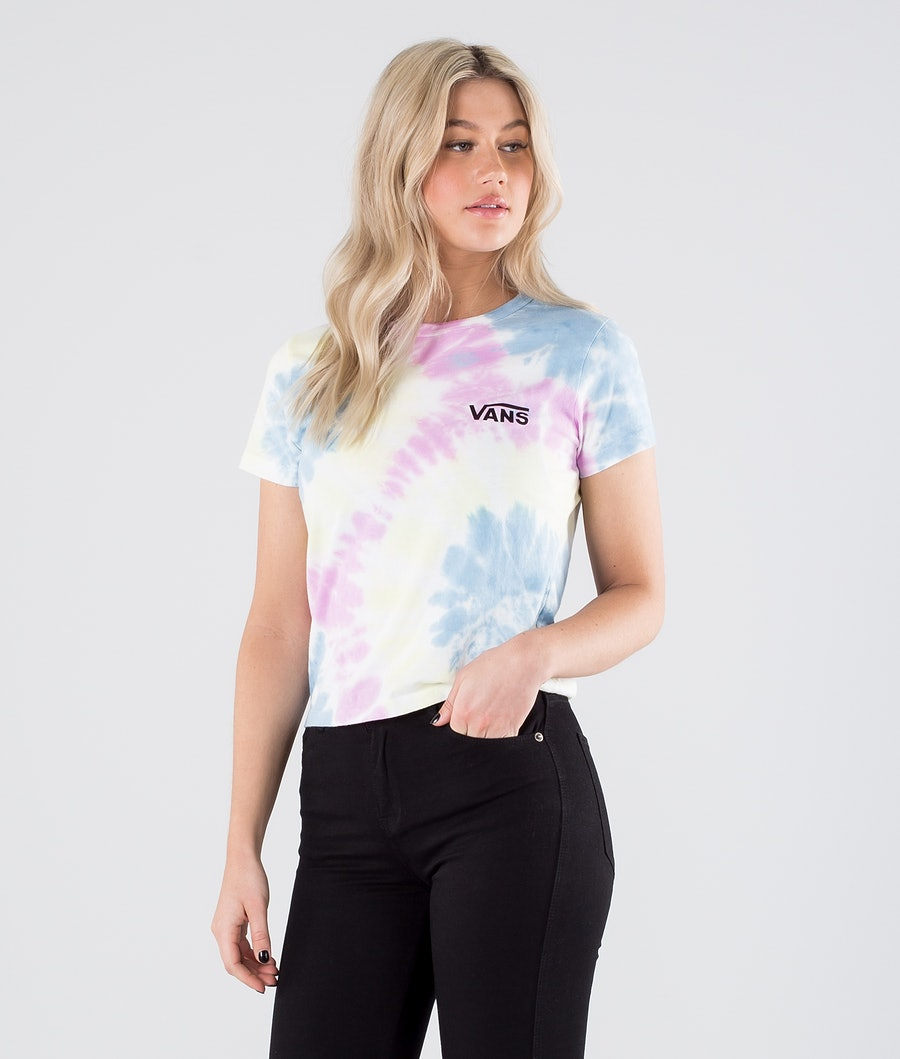 Vans Spiraling Wash Baby T-shirt Orchid