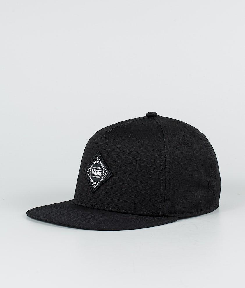 Vans Pelzer Snapback Keps Black