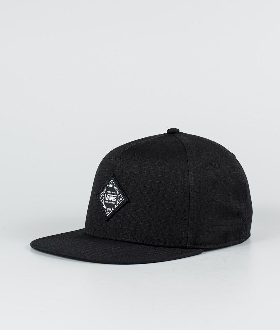 Vans Pelzer Snapback Cap Black