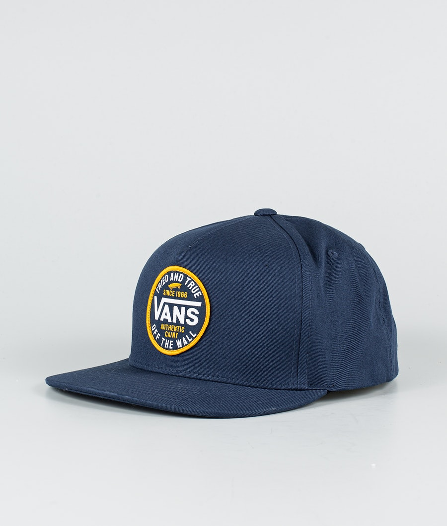 Vans Logo Pack Snapback Lippis Dress Blues