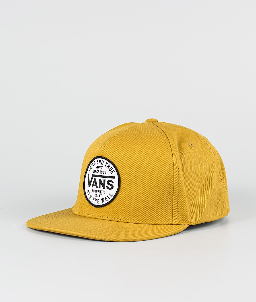 Vans Logo Pack Snapback Lippis Dried Tobacco