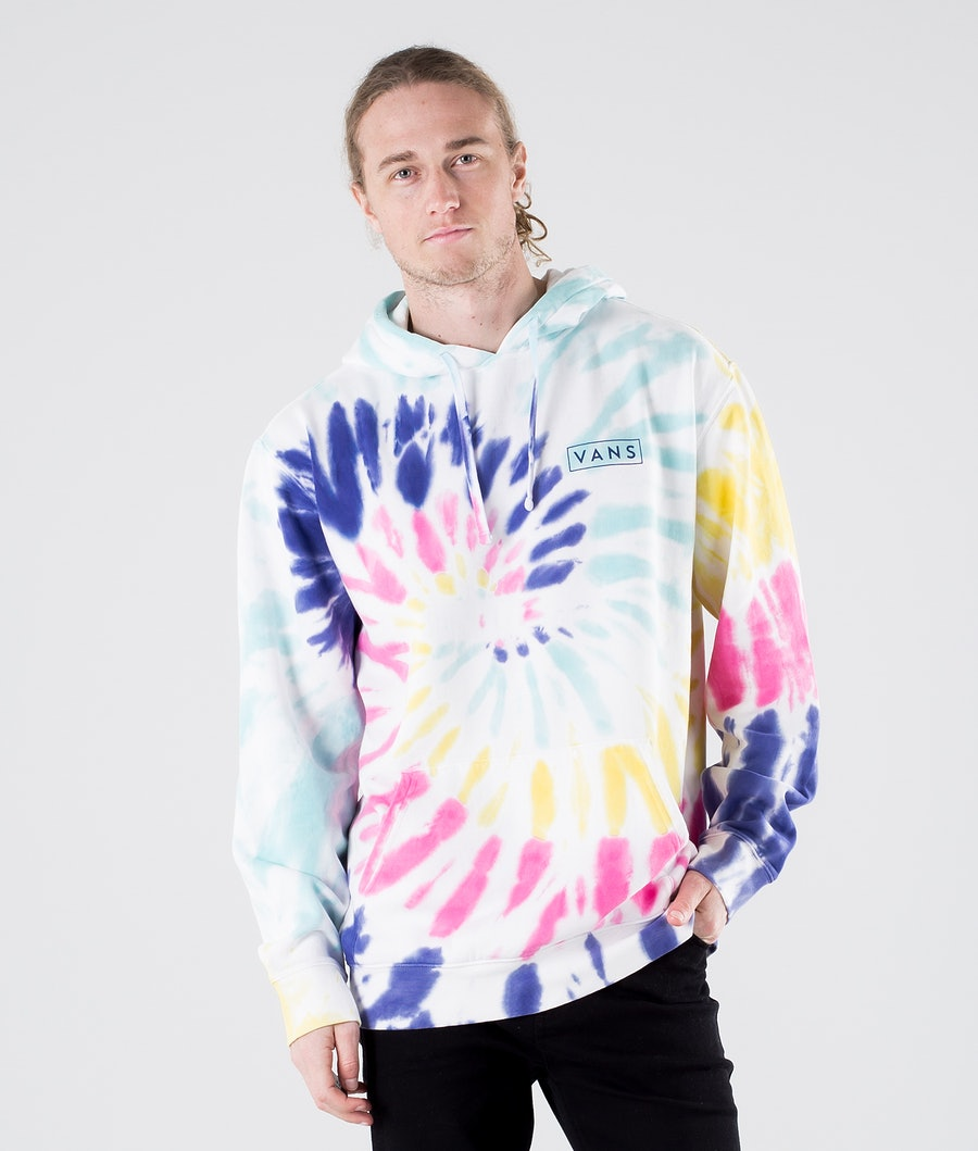 Vans New Age Sweats à capuche Rainbow (Spectrum)Tie Dye