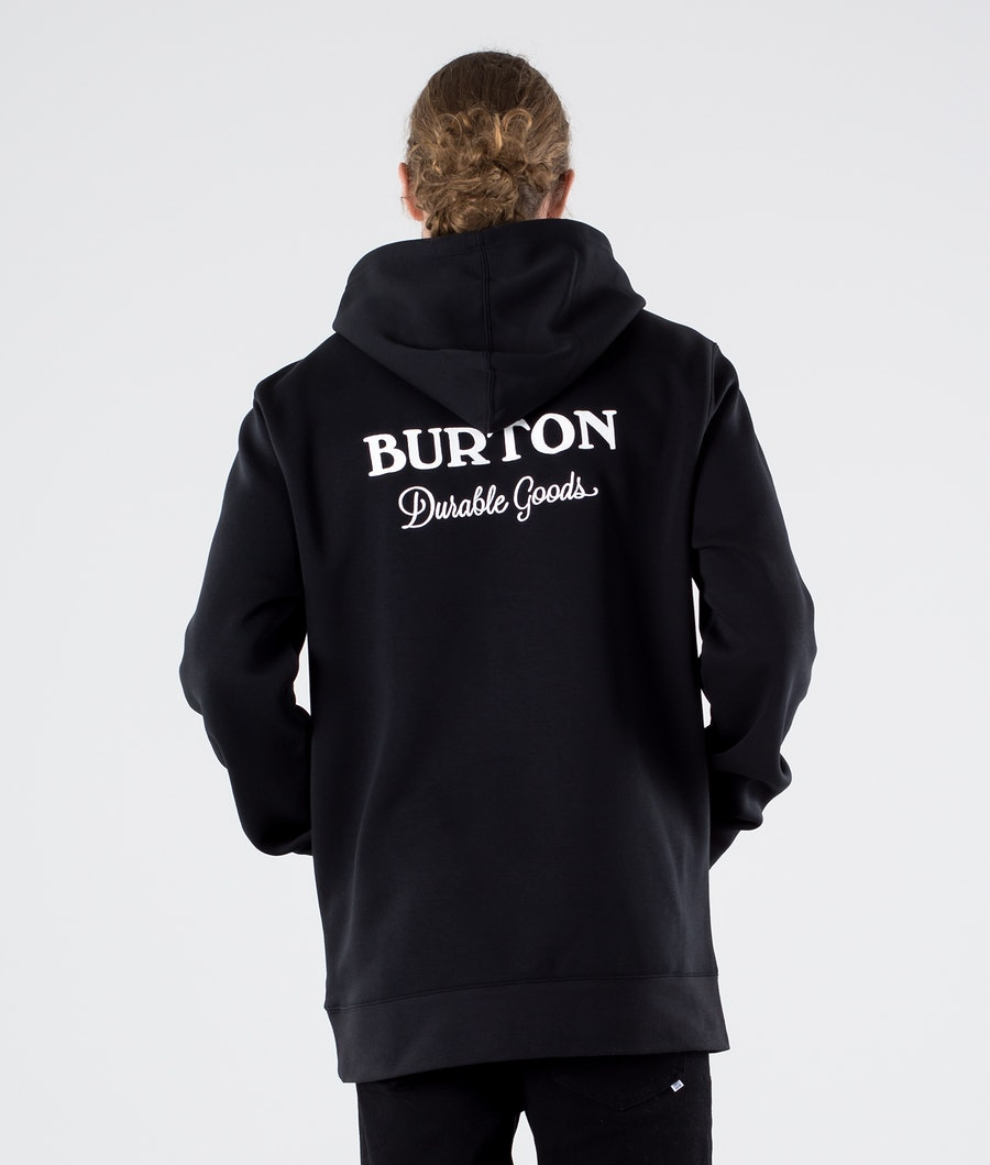 Burton Durable Goods Hoodie True Black