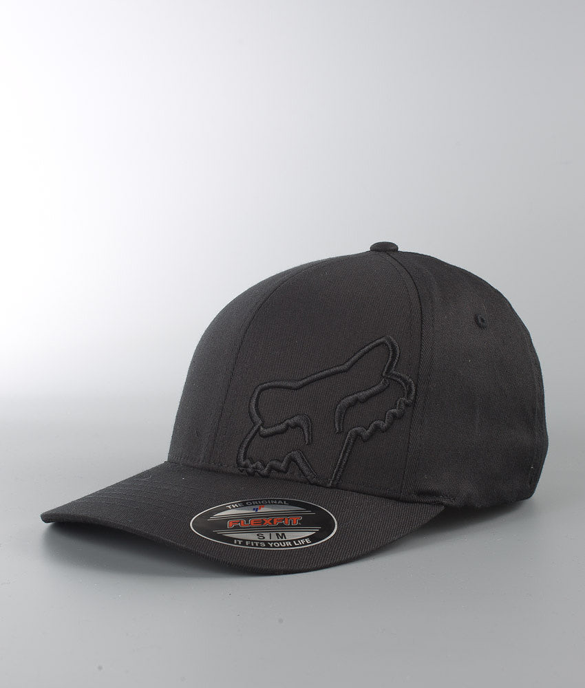 Fox Flex 45 Caps Black