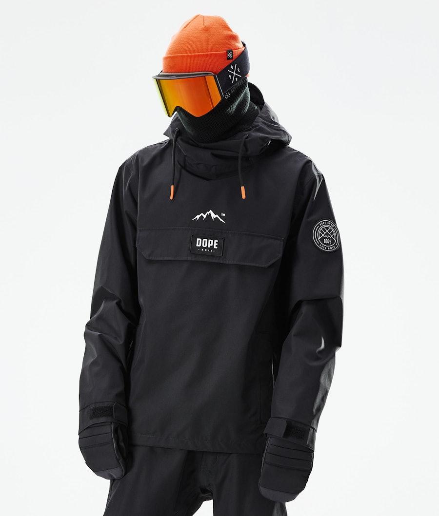 Dope Blizzard PO Snowboardjacka Black