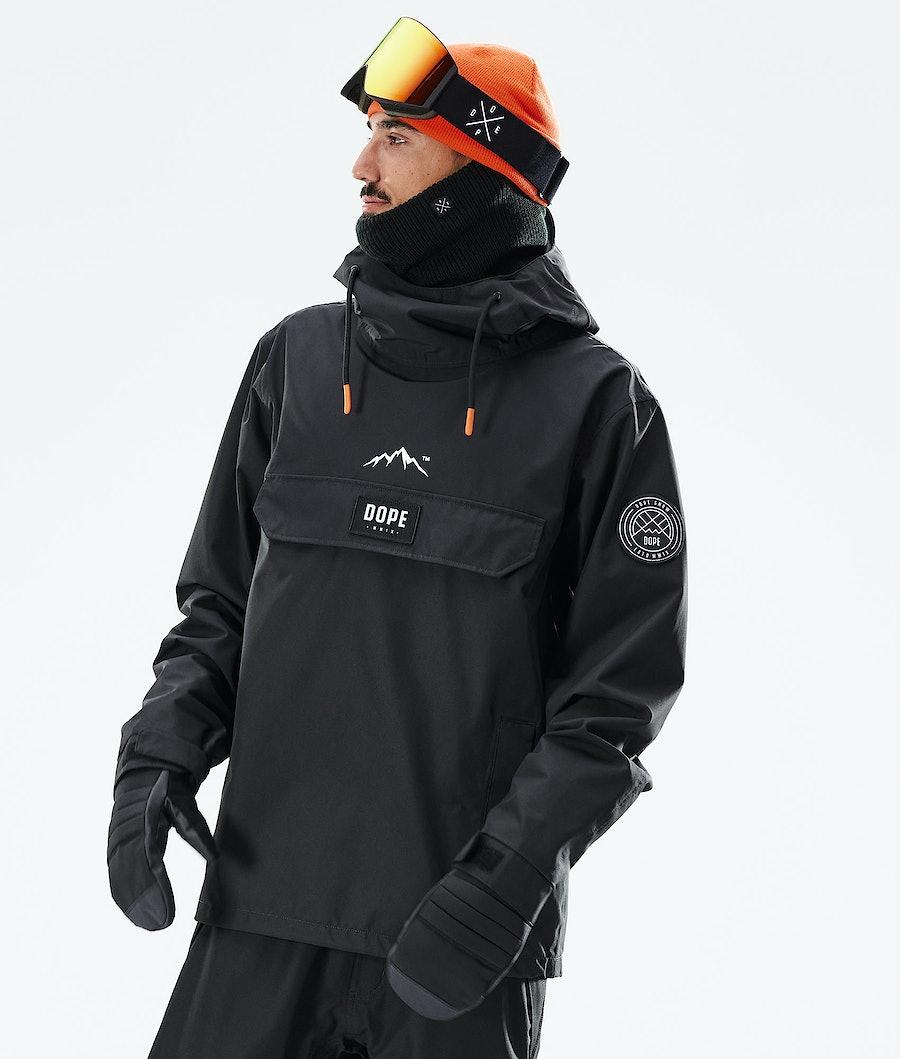 Dope Blizzard PO Skijacke Black