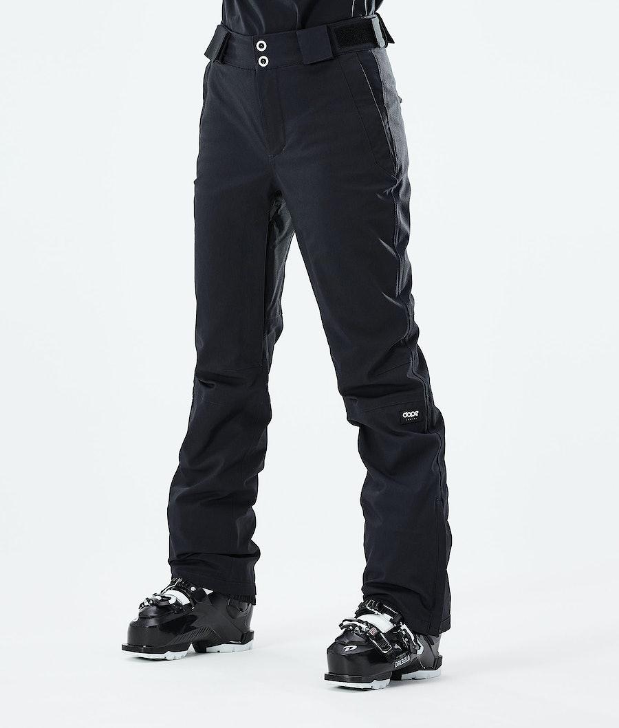 Con W Ski Pants Women Black