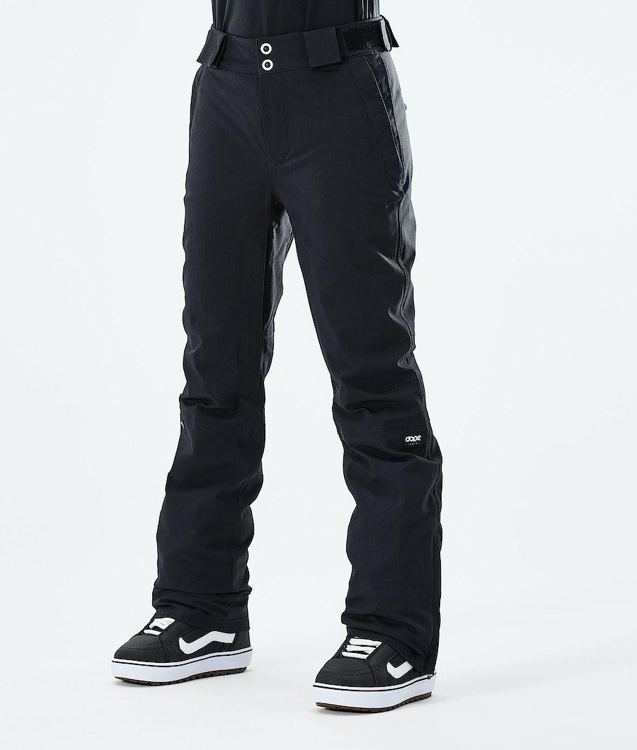 Dope Con W Snowboardbyxa Black
