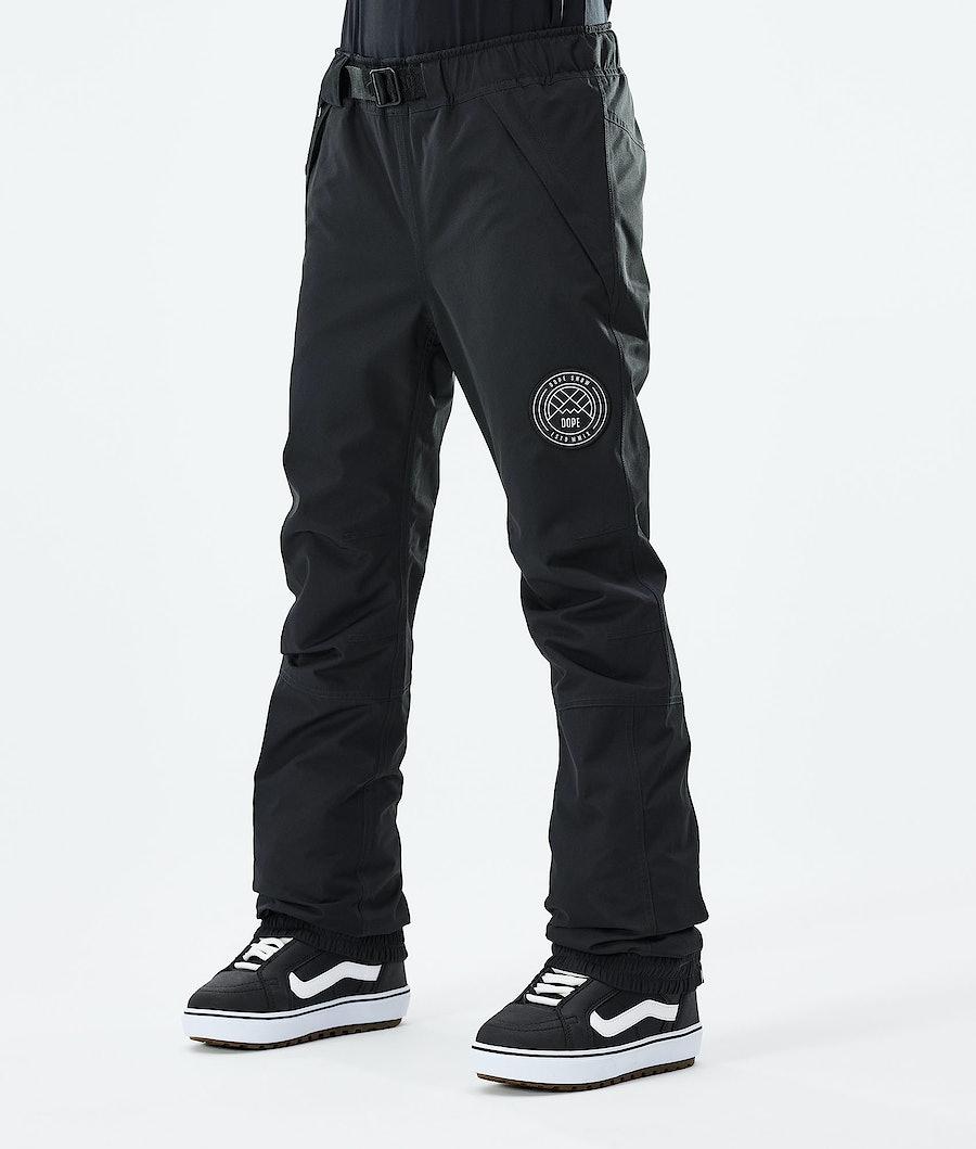 Dope Blizzard W Pantaloni Snowboard Black