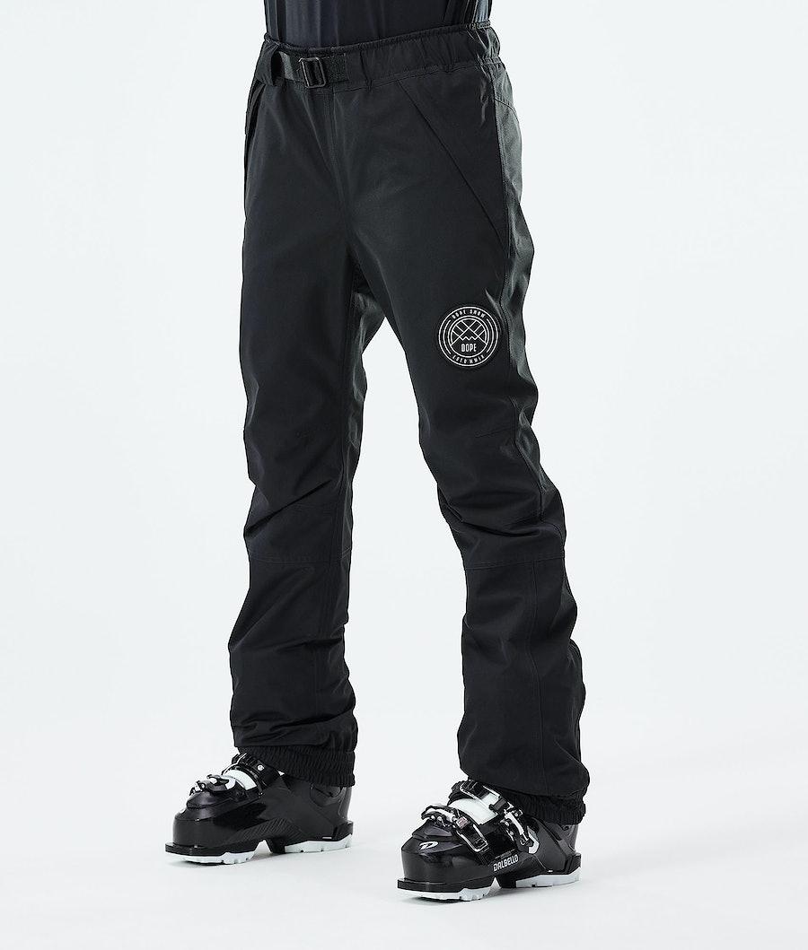 Dope Blizzard W Ski Pants Black