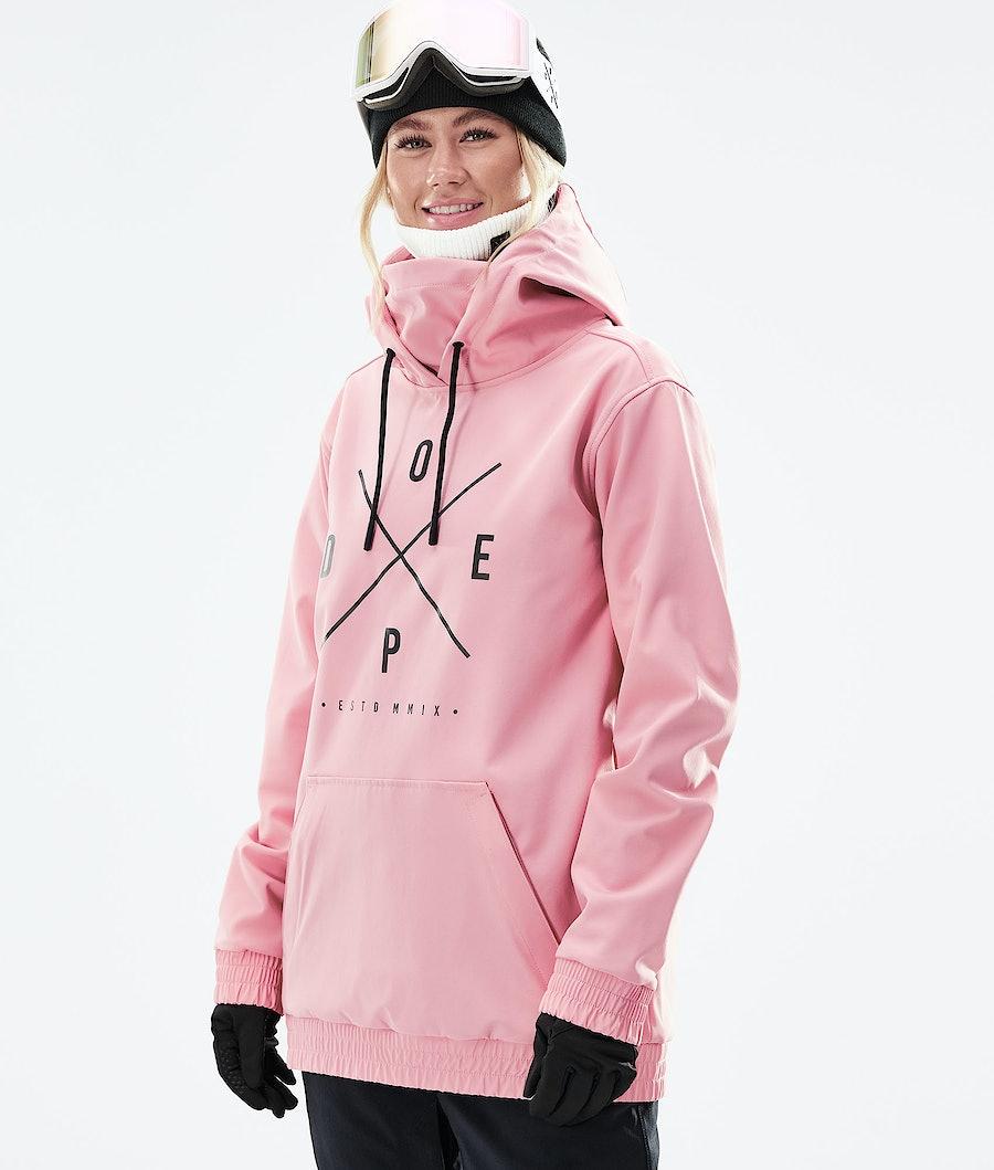Dope Yeti W Skidjacka Pink