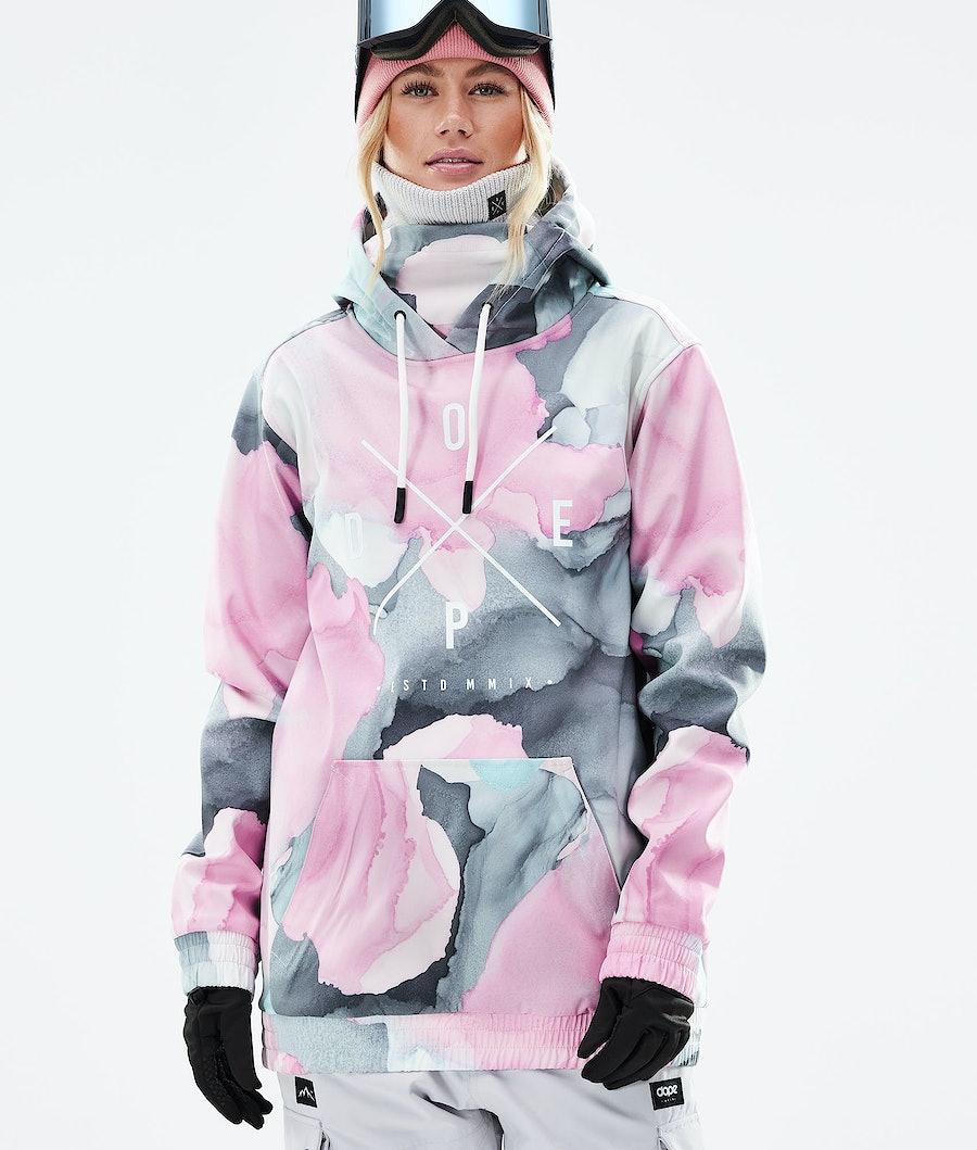 Dope Yeti W Veste Snowboard Blot