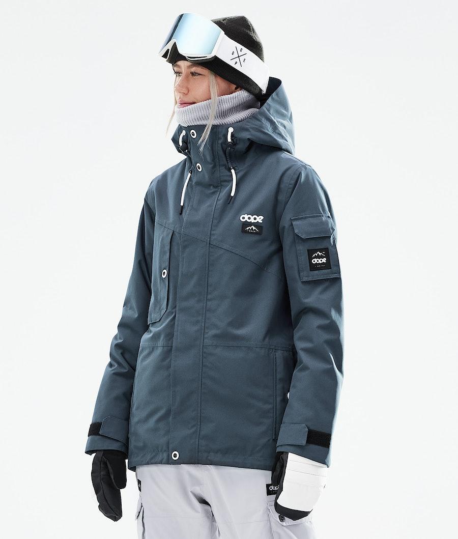 Dope Adept W Veste Snowboard Metal Blue