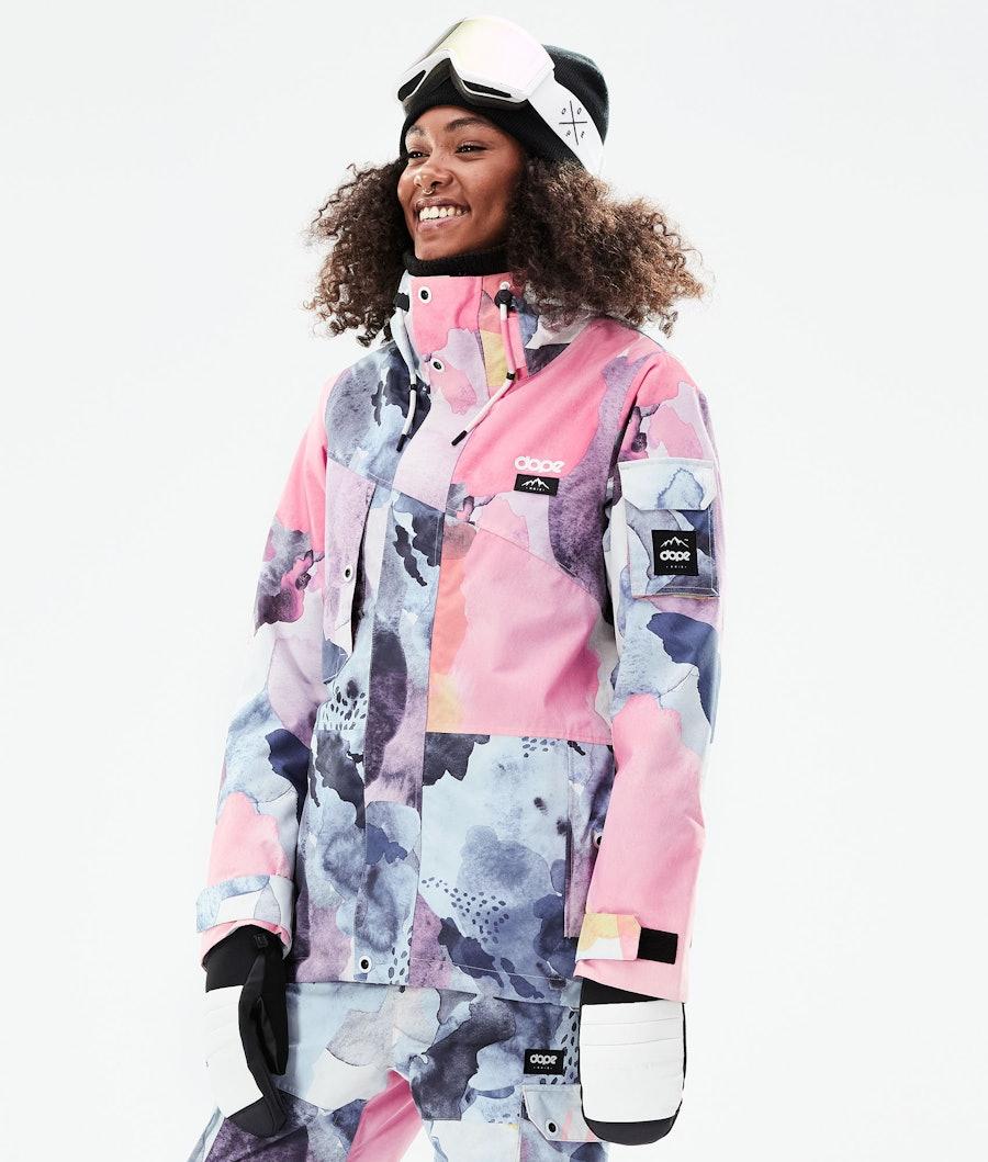 Dope Adept W Ski Jacket Ink