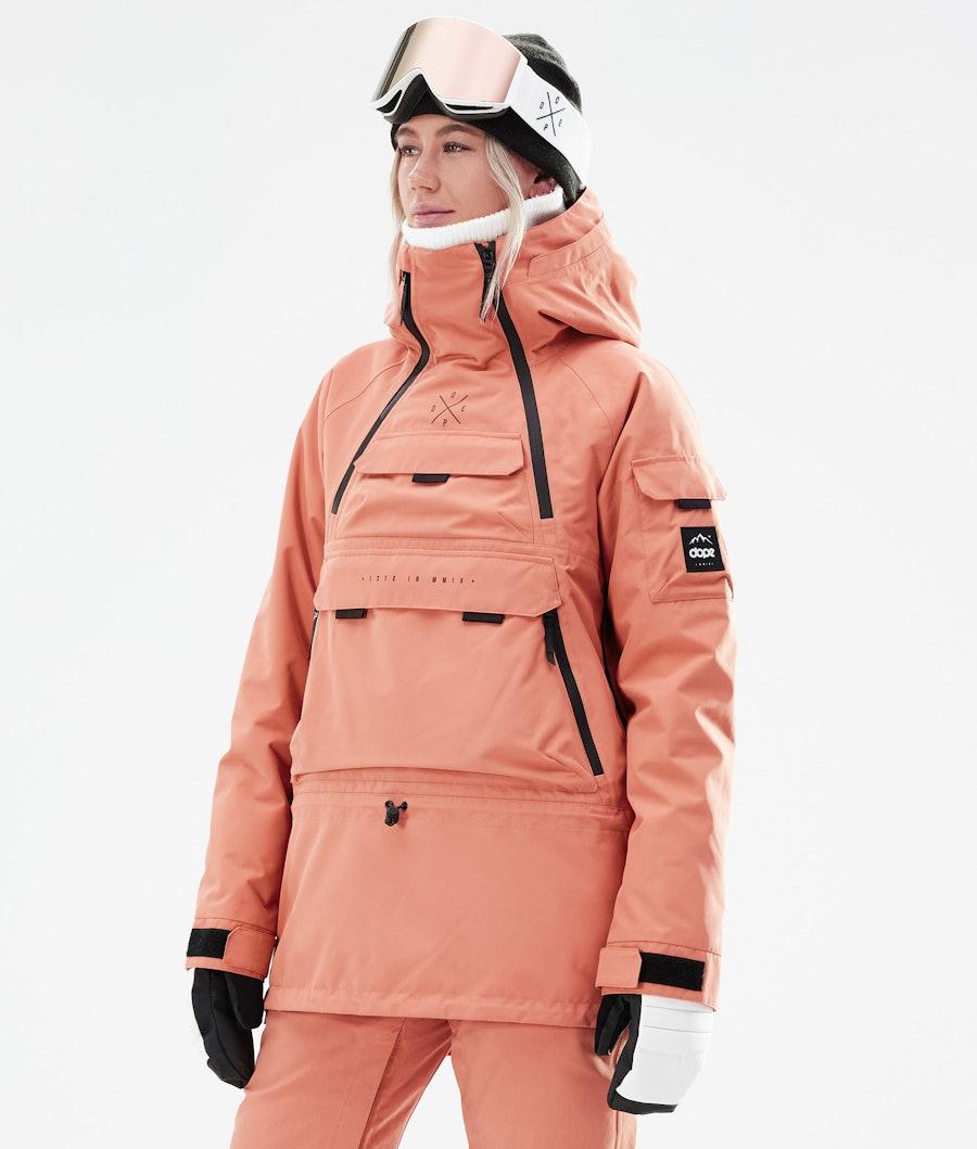Dope Akin W Snowboardjacka Peach