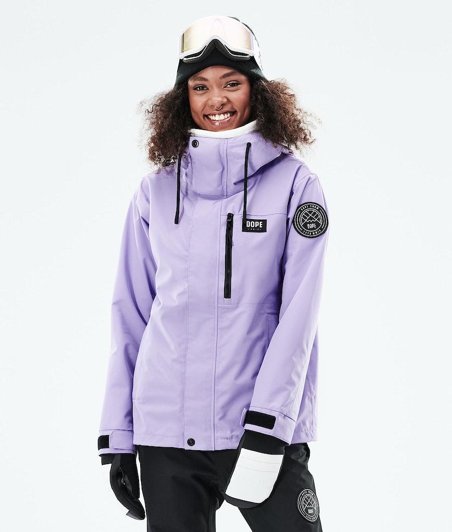 Dope Blizzard FZ W Skijacke Faded Violet