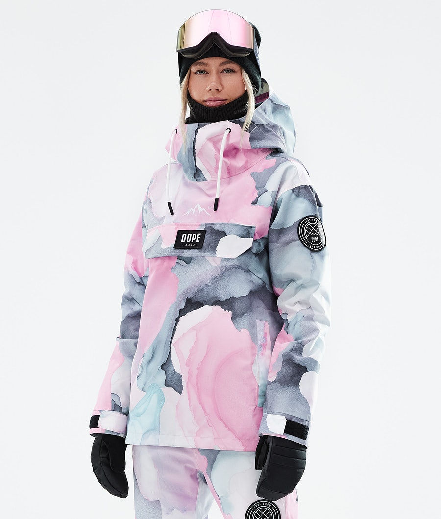 Dope Blizzard PO W Veste Snowboard Blot