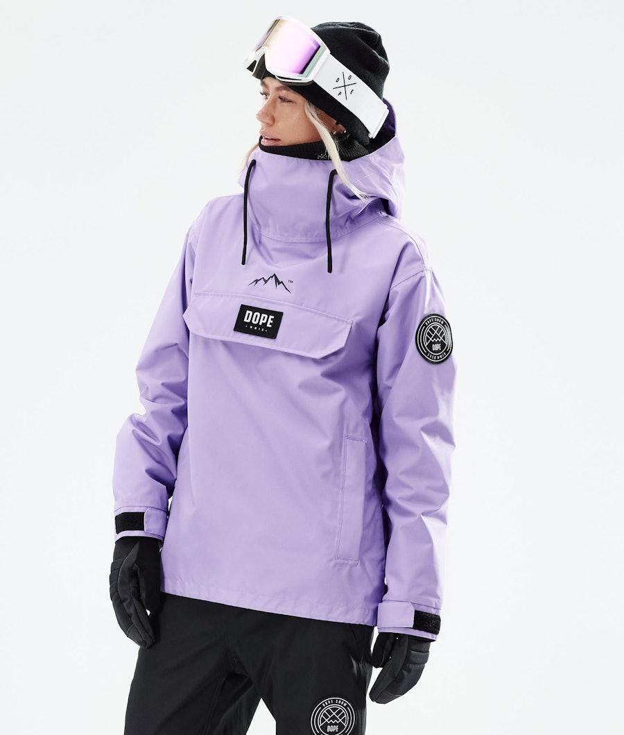 Dope Blizzard PO W Veste Snowboard Faded Violet